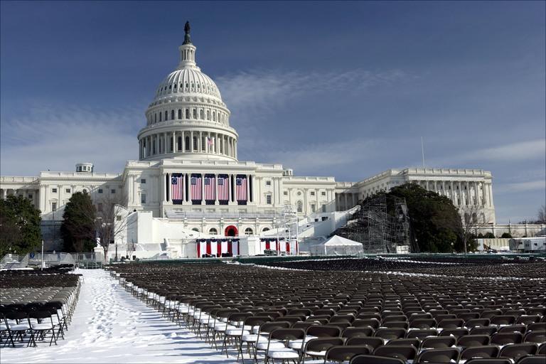 Capitol-building-inauguration-bleachers