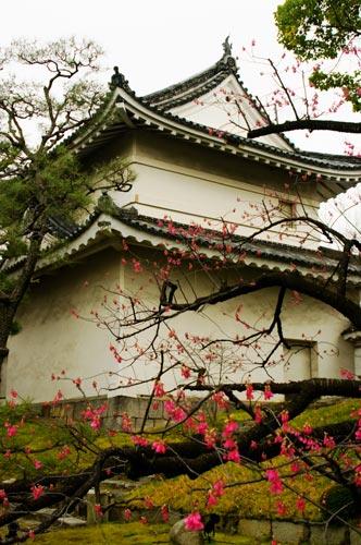 3ShijoJo_Kyoto_gatehouse