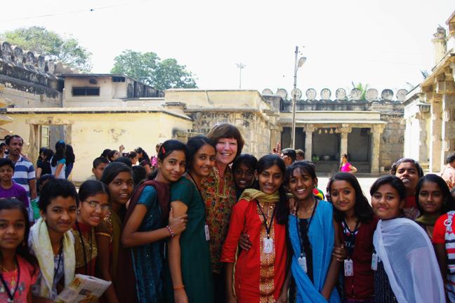 MysoreSchoolgirls
