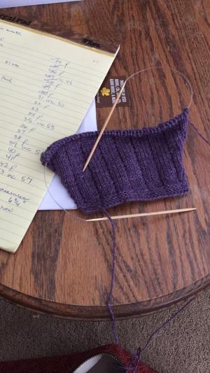 Adri baby sweater 1